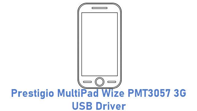 Prestigio MultiPad Wize PMT3057 3G USB Driver