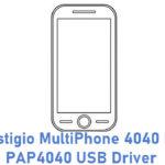 Prestigio MultiPhone 4040 Duo PAP4040 USB Driver