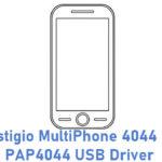 Prestigio MultiPhone 4044 Duo PAP4044 USB Driver