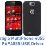 Prestigio MultiPhone 4055 Duo PAP4055 USB Driver