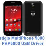 Prestigio MultiPhone 5000 Duo PAP5000 USB Driver
