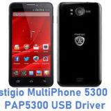 Prestigio MultiPhone 5300 Duo PAP5300 USB Driver