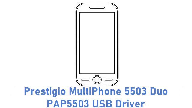 Prestigio MultiPhone 5503 Duo PAP5503 USB Driver