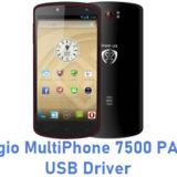 Prestigio MultiPhone 7500 PAP7500 USB Driver