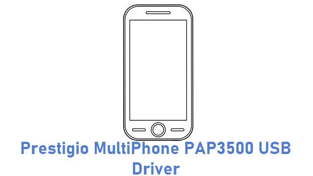 Prestigio MultiPhone PAP3500 USB Driver