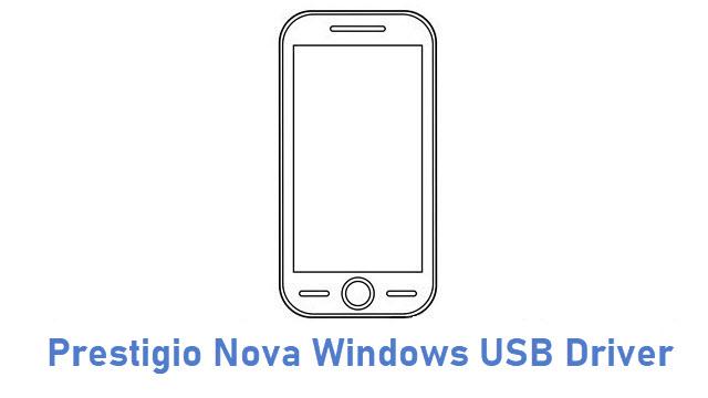 Prestigio Nova Windows USB Driver