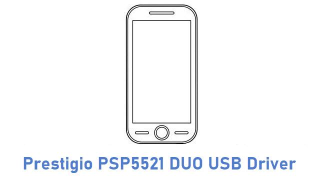 Prestigio PSP5521 DUO USB Driver