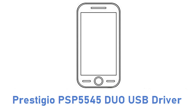 Prestigio PSP5545 DUO USB Driver