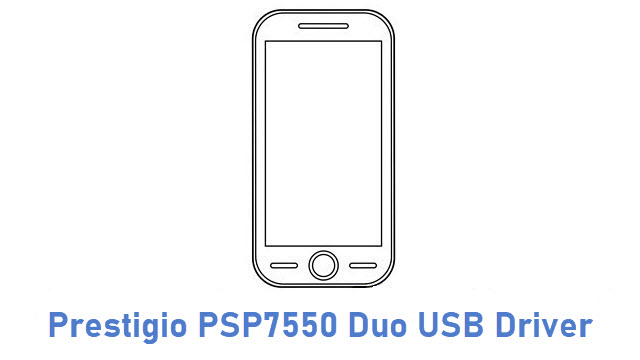Prestigio PSP7550 Duo USB Driver