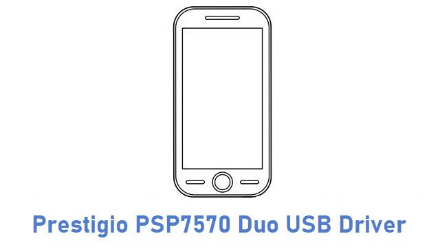Prestigio PSP7570 Duo USB Driver