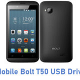 QMobile Bolt T50 USB Driver
