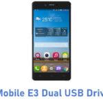 QMobile E3 Dual USB Driver