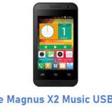 QMobile Magnus X2 Music USB Driver