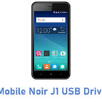 QMobile Noir J1 USB Driver