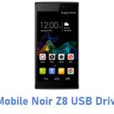 QMobile Noir Z8 USB Driver