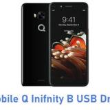 QMobile Q Inifnity B USB Driver