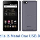 QMobile i6 Metal One USB Driver