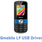 Qmobile L9 USB Driver