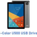 S-Color U500 USB Driver