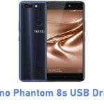 Tecno Phantom 8s USB Driver
