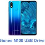 Gionee M100 USB Driver