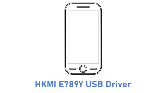 HKMI E789Y USB Driver