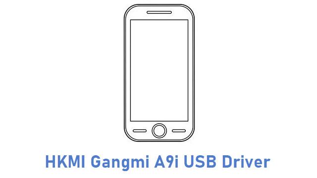 HKMI Gangmi A9i USB Driver