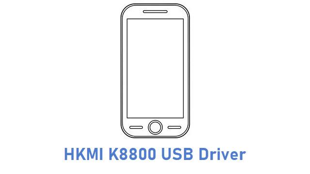 HKMI K8800 USB Driver