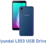 Hyundai L553 USB Driver