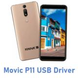 Movic P11 USB Driver