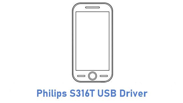 Philips S316T USB Driver