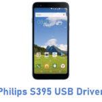 Philips S395 USB Driver