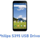 Philips S395 USB Driver