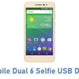 QMobile Dual 6 Selfie USB Driver