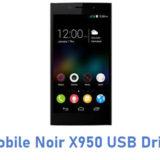 QMobile Noir X950 USB Driver