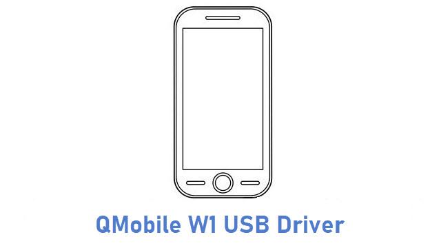 QMobile W1 USB Driver