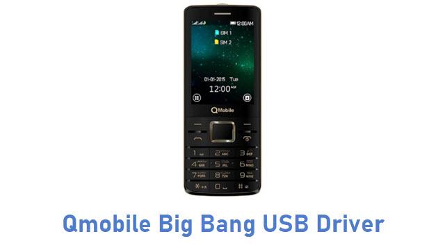 Qmobile Big Bang USB Driver