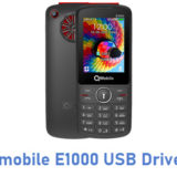 Qmobile E1000 USB Driver