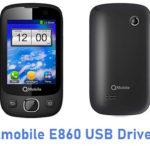 Qmobile E860 USB Driver