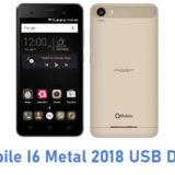 Qmobile I6 Metal 2018 USB Driver