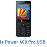 Qmobile Power 400 Pro USB Driver