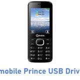 Qmobile Prince USB Driver