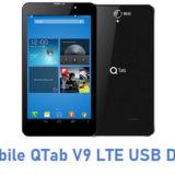 Qmobile QTab V9 LTE USB Driver