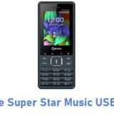 Qmobile Super Star Music USB Driver