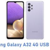 Samsung Galaxy A32 4G USB Driver