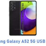 Samsung Galaxy A52 5G USB Driver