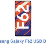 Samsung Galaxy F62 USB Driver