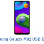 Samsung Galaxy M02 USB Driver