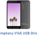 Symphony V145 USB Driver