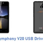 Symphony V20 USB Driver